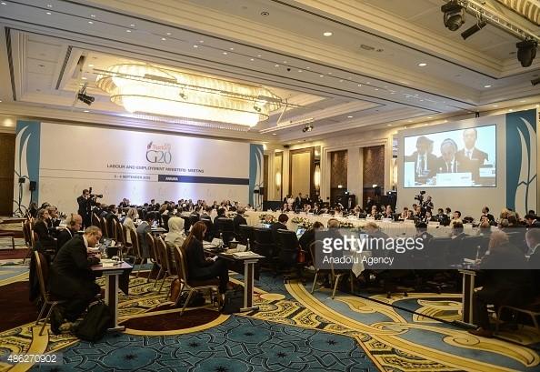 Cuộc họp G20 sôi nổi 'chuyện Trung Quốc' - ảnh 1
