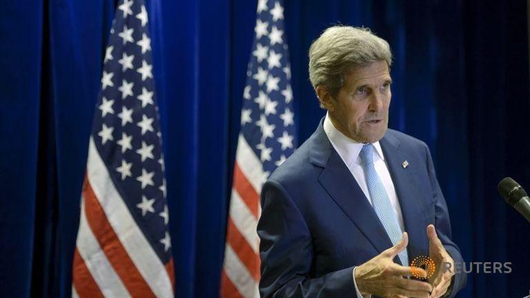Mỹ quan Ngại việc Nga tăng cường quân đội ở Syria - ảnh 1