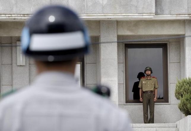 Nam - Bắc Triều tổ chức 'ngày đoàn tụ' - ảnh 1