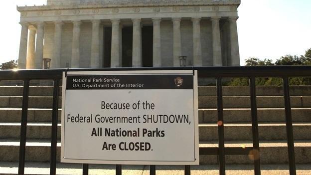 Chính phủ Mỹ có nguy cơ đóng cửa vào tháng tới - ảnh 1