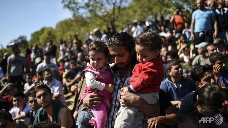 'Khủng hoảng nhập cư là lỗi của phương Tây' - ảnh 1
