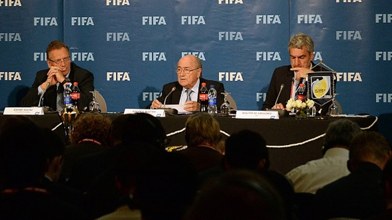 Những con số 'khủng' trong vụ tham nhũng tại FIFA - ảnh 1