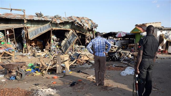 Ba quả bom phát nổ, gần 100 người thiệt mạng - ảnh 1
