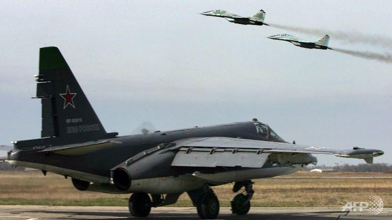 'Nga điều 28 chiến đấu cơ tới Syria' - ảnh 1