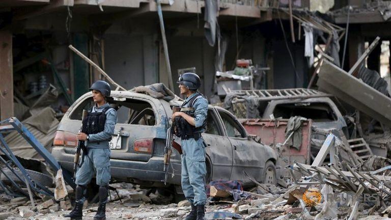 Quân nổi dậy Afghanistan tấn công căn cứ Mỹ, giết chết binh sĩ NATO - ảnh 1