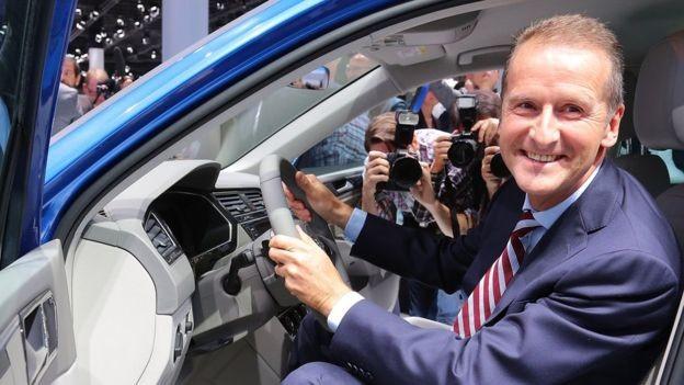 Lộ diện ứng viên giám đốc điều hành Volkswagen - ảnh 2