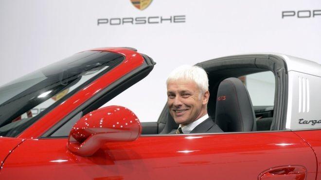 Lộ diện ứng viên giám đốc điều hành Volkswagen - ảnh 1