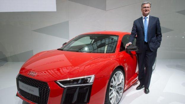 Lộ diện ứng viên giám đốc điều hành Volkswagen - ảnh 5