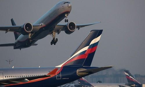 Ukraine cấm cửa máy bay Nga - ảnh 1