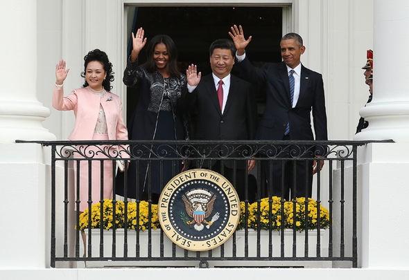 Obama và Tập Cận Bình bắt tay cứu voi châu Phi - ảnh 1