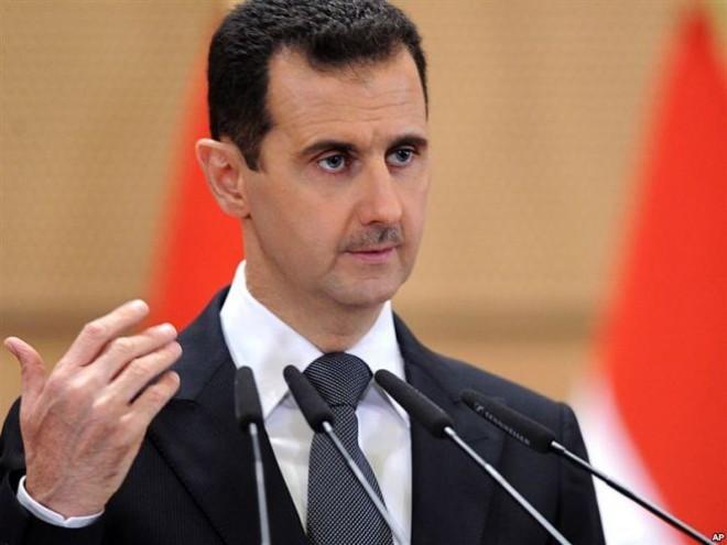 Tổng thống Assad: 'Tôi sẽ từ chức nếu đó là giải pháp cho Syria' - ảnh 1