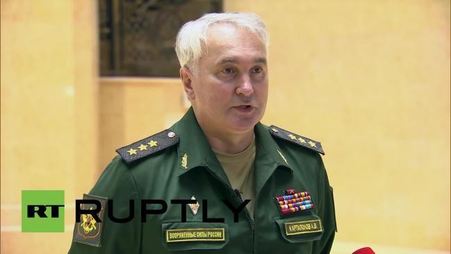 Nga kêu gọi liên minh Mỹ chia sẻ thông tin tình báo về IS - ảnh 1