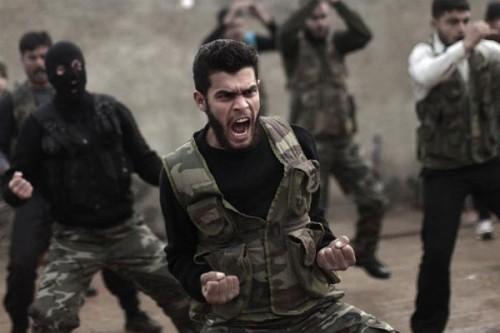 Mỹ tạm ngừng chương trình huấn luyện lực lượng đối lập Syria - ảnh 1