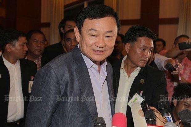 Thái Lan ra lệnh bắt giữ cựu Thủ tướng Thaksin - ảnh 1