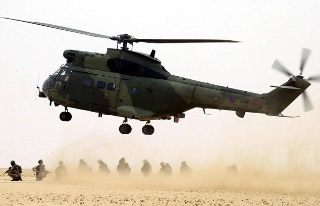 Trực thăng quân sự gặp nạn: 5 người chết, 5 người bị thương - ảnh 1