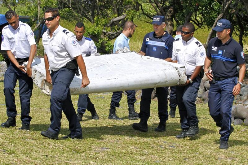 Philippines bác tin tìm thấy mảnh vỡ MH370 - ảnh 1