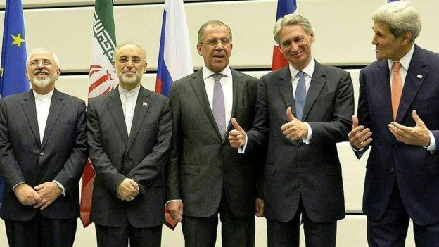 Iran thông qua thỏa thuận 'lịch sử' về hạt nhân - ảnh 1