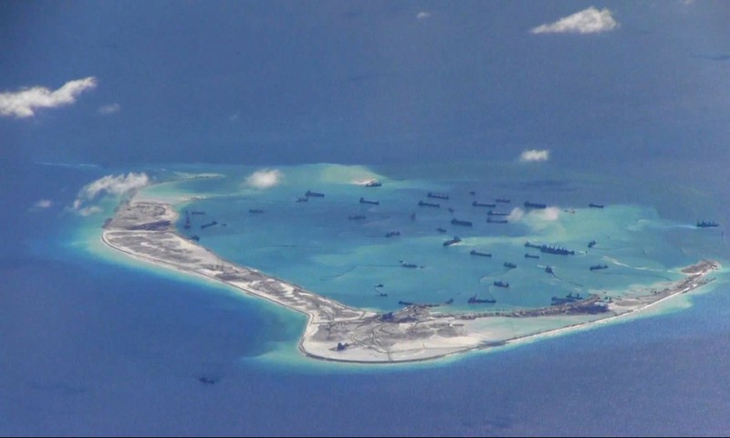 Truyền thông Trung Quốc đe dọa việc Mỹ tuần tra biển Đông - ảnh 1