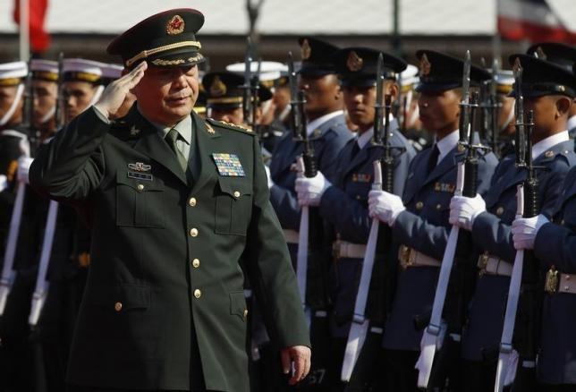Trung Quốc bất ngờ đề xuất tập trận với ASEAN ở biển Đông - ảnh 1
