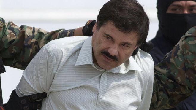 Trốn cảnh sát, trùm ma túy khét tiếng Mexico đã bị thương - ảnh 1