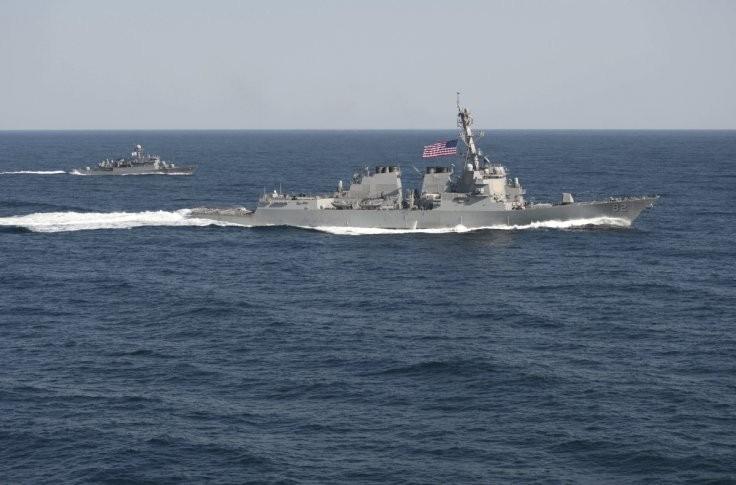 Mỹ sẽ đưa thêm tàu chiến đến tuần tra biển Đông  - ảnh 1