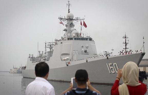 Trung Quốc muốn hợp tác mạnh mẽ hơn với không quân Iran - ảnh 1