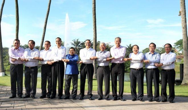 Hội nghị quốc phòng ASEAN hủy tuyên bố chung vì vấn đề biển Đông  - ảnh 1
