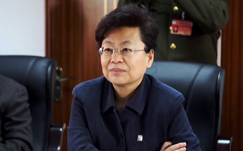 Nữ phó bí thư Thành ủy Bắc Kinh bị điều tra - ảnh 1