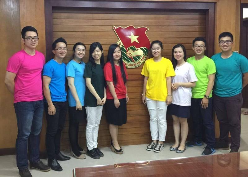 10 bạn trẻ tài năng dự hội nghị Lãnh đạo trẻ ASEAN 2015 - ảnh 1