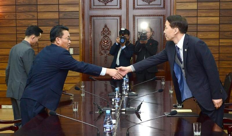 Liên Triều nhất trí đàm phán cấp cao  - ảnh 1