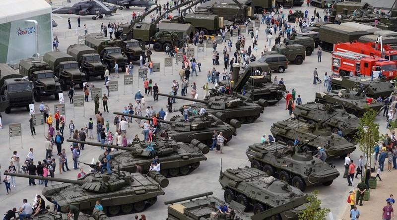 Nga chuẩn bị trình làng thế giới hệ thống quân sự công nghệ cao - ảnh 1