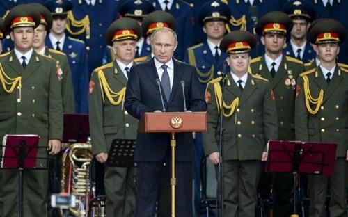 Nga chuẩn bị trình làng thế giới hệ thống quân sự công nghệ cao - ảnh 2