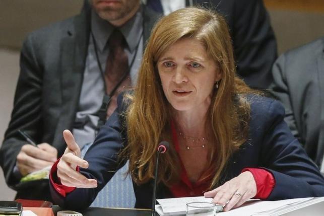 Mỹ - Nga tranh cãi về Ukraine tại Liên Hiệp Quốc - ảnh 1