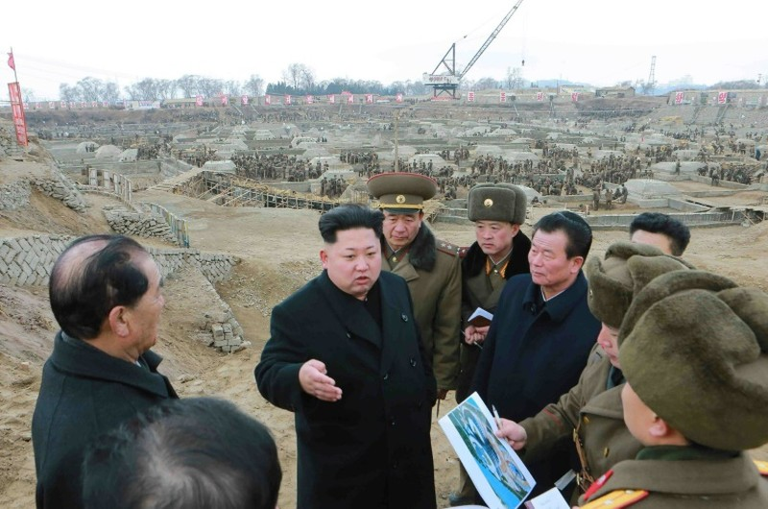Triều Tiên khánh thành khu phức hợp lớn tại Bình Nhưỡng - ảnh 1