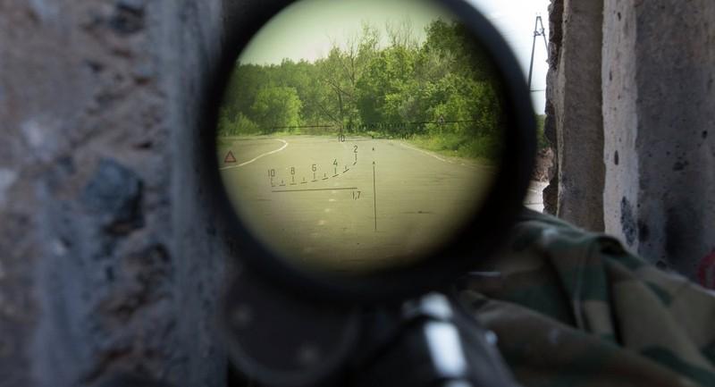 Lính bắn tỉa Nga trở thành 'vô hình' nhờ siêu kính ngắm - ảnh 1
