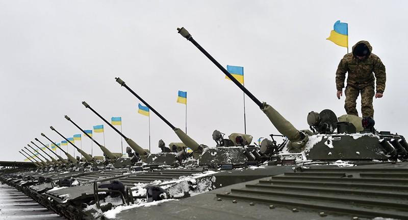 Canada đưa 200 cố vấn huấn luyện quân sự tới Ukraine - ảnh 1