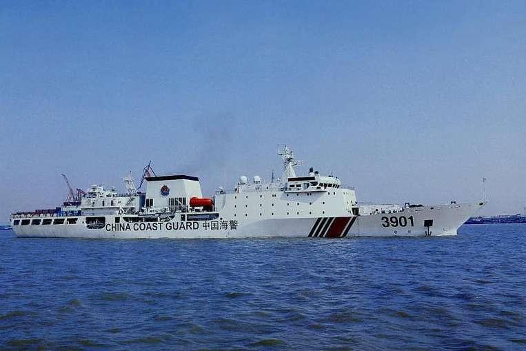 Trung Quốc sắp đưa tàu tuần tra lớn nhất thế giới tới biển Đông? - ảnh 1