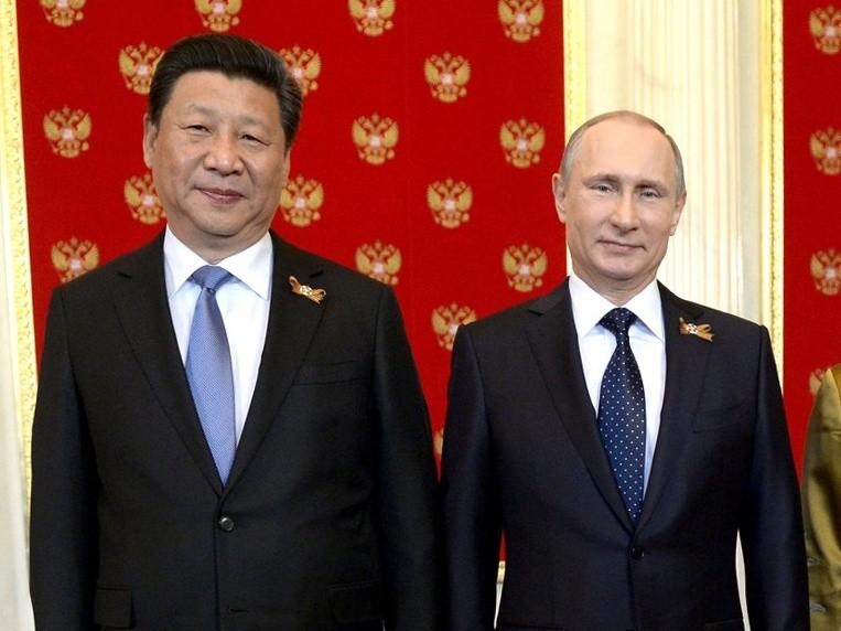 Mỹ có cần lo lắng khi Nga-Trung thắt chặt quan hệ? - ảnh 1