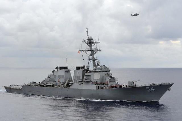 'Bắc Kinh xem tàu chiến Mỹ là những con hổ giấy' - ảnh 2