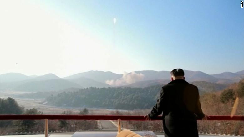 Nguy cơ Triều Tiên thiết lập tên lửa đạn đạo xuyên lục địa  - ảnh 1