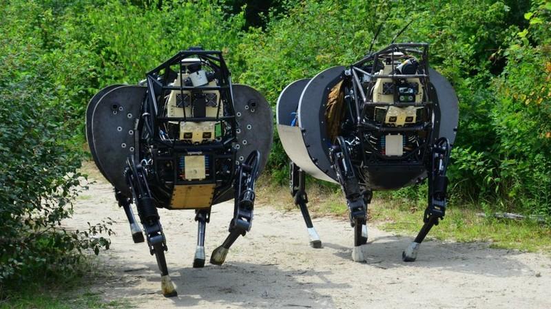 Kỷ nguyên Robot - bài cuối: Chiến tranh người máy - ảnh 2