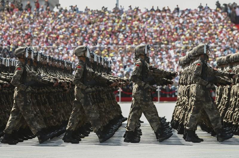 Trung Quốc lên tiếng về khả năng can dự tại Trung Đông - ảnh 1