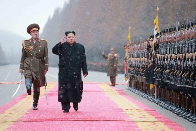 Kim Jong-un sẽ bị điều tra tội chống nhân loại? - ảnh 1