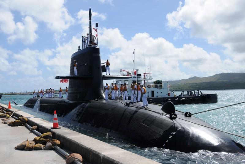 Trung Quốc cảnh báo việc Úc định mua tàu ngầm Nhật - ảnh 1