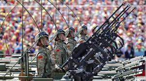 Thị trường vũ khí châu Á đầy sôi động trong 5 năm qua - ảnh 2