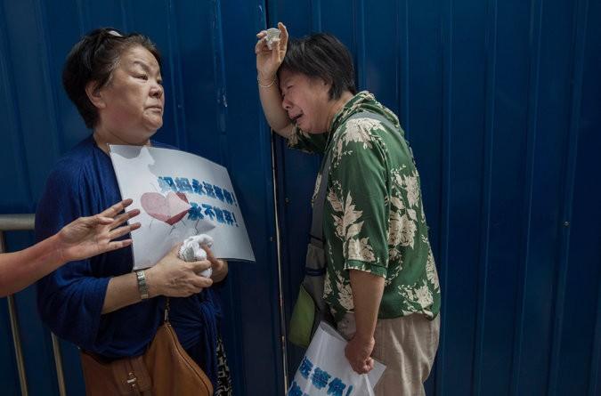 Gia đình nạn nhân MH370 bức xúc vì luật mới của Malaysia - ảnh 1