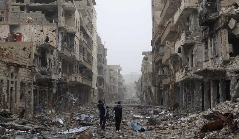 Assad lên kế hoạch tái chiếm Aleppo - ảnh 1