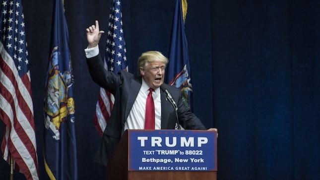Bi hài báo Mỹ châm biếm 'Nếu Trump làm tổng thống...' - ảnh 2