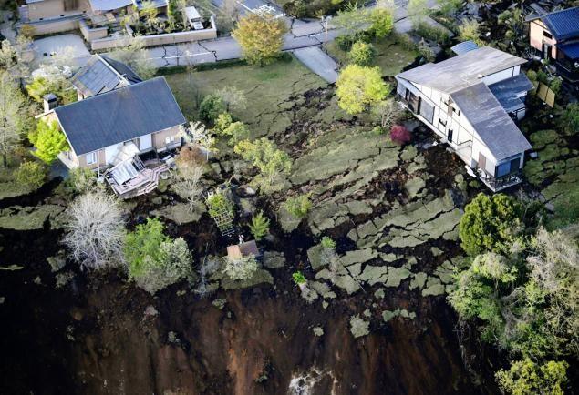 Nhật: Lại động đất lớn làm 26 người chết, hàng ngàn người bị thương - ảnh 2