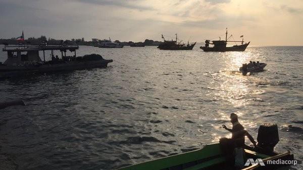 'Hải tặc' tấn công tàu Indonesia, 4 thủy thủ bị bắt cóc   - ảnh 1